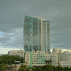 A view from the DUB South Beach by Terrance Hughes - Buildings & Architecture Office Buildings & Hotels