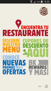 App BURGER KING® Puerto Rico APK for Kindle