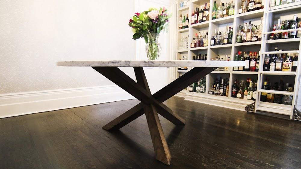 1 × 3 Dining Table PRAKTRIK-1x3-dining-table-marble-top-01.jpg