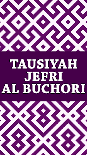 Tausiyah Jefri Al Buchori - screenshot
