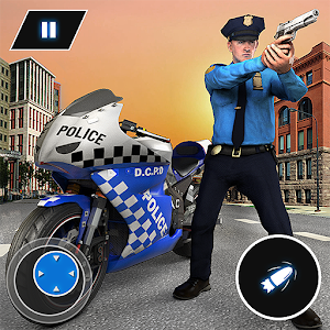 US Police Bike Chase 2019 For PC / Windows 7/8/10 / Mac – Free Download