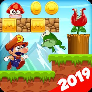 Super Bino Go - New Games 2019 PC Download / Windows 7.8.10 / MAC