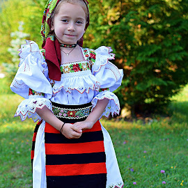 Traditions... by Doru Sava - Babies & Children Child Portraits ( candid, girl, child )