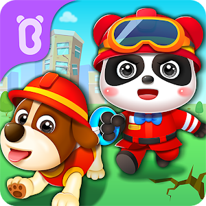 Little Panda's Earthquake Rescue For PC / Windows 7/8/10 / Mac – Free Download