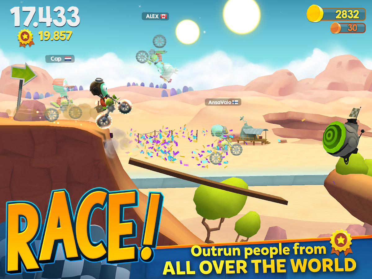 Big Bang Racing Screenshot 11