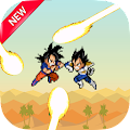 Game Vegeta Saiyan Goku Battle APK for Windows Phone