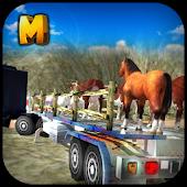 Download 4x4 Animal Transport Truck 3D APK on PC