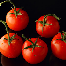 Fresh Tomato by Sanjib Paul - Food & Drink Fruits & Vegetables