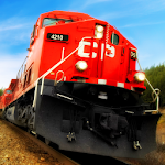 Train Driving Simulator 2016 1.12 Apk