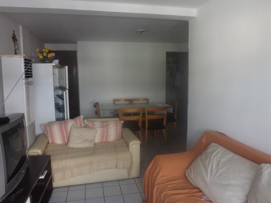 Apartamento residencial para locação, Amazônia Park, Cabedelo.