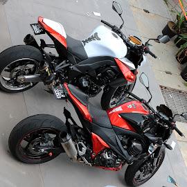 by Paramasivam Tharumalingam - Transportation Motorcycles
