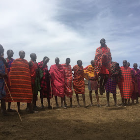 Maasai people by Reagan Muriuki - People Portraits of Men ( cultural heritage, maasai mara, kenya, people, culture )
