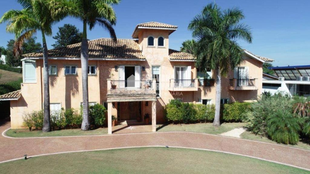 Casa de 844 m² Condomínio Terras de São José - Itu,