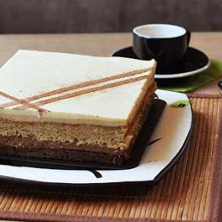 Cappuccino Mousse Cake Recipes