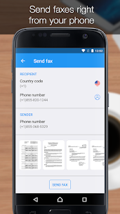Fax from Phone - Send Fax App Business app for Android Preview 1