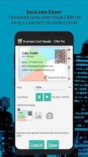 Business Card Reader - CRM Pro v1.0.24 Apk
