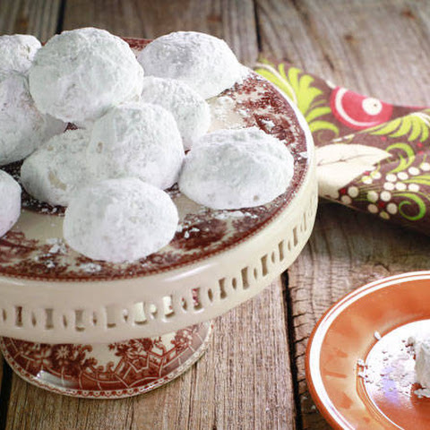 Adaiah Stevens' Snow Ball Cookies