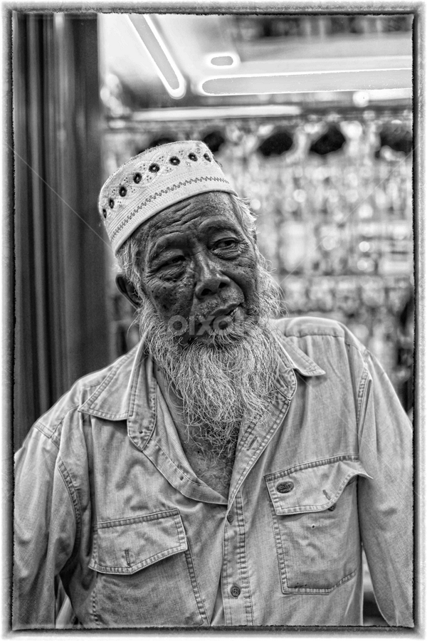 by Sidi Suryadibrata - People Portraits of Men