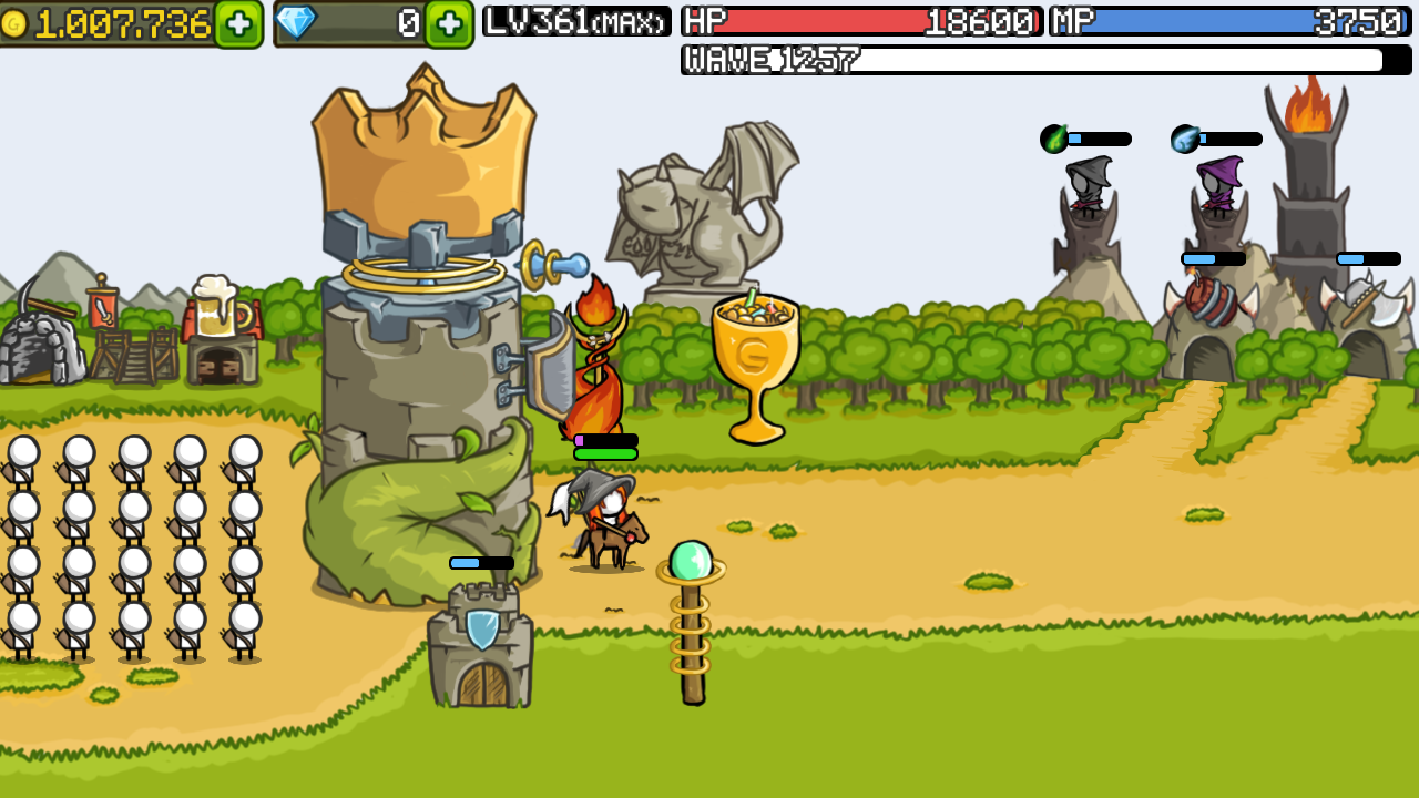 Grow Castle Screenshot 4
