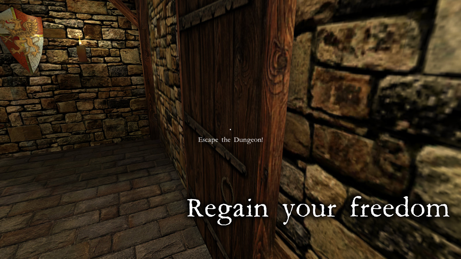 Dungeon Escape VR (Cardboard) Screenshot 5
