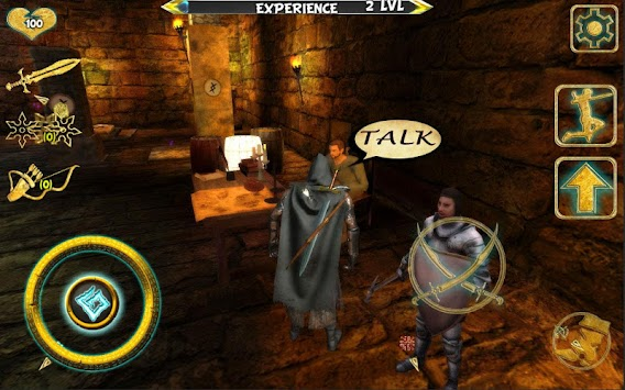 Ninja Samurai Assassin Hero IV Medieval Thief APK screenshot thumbnail 14