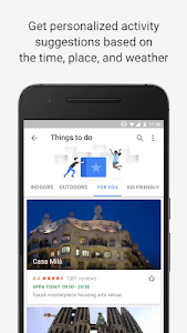 Google Trips - Travel Planner APK