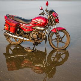 by Amrita Bhattacharyya - Transportation Motorcycles (  )