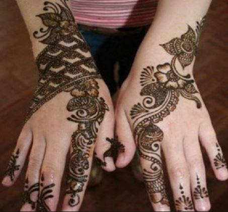 android DIY Henna Mehndi Designs Screenshot 3