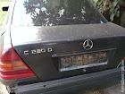 продам запчасти Mercedes C 250 C-klasse (W202)