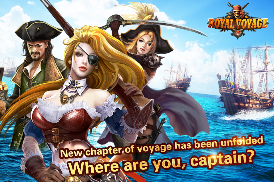 Royal Voyage Screenshot 0