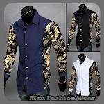 Men Fashion Wear Icon