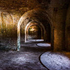 by Olivia Emery - Buildings & Architecture Decaying & Abandoned