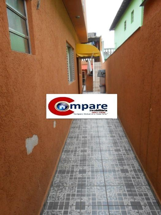 Casa 3 Dorm, Jardim Bela Vista, Guarulhos (CA0792) - Foto 2