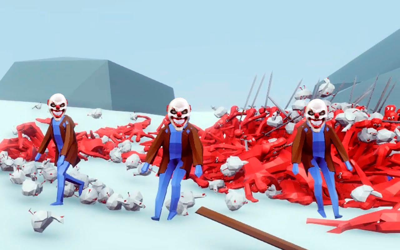Clown Battle Simulator 이미지[4]