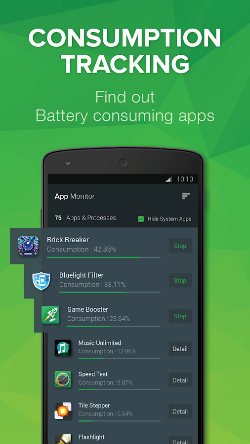 Battery Saver Pro Screenshot 4