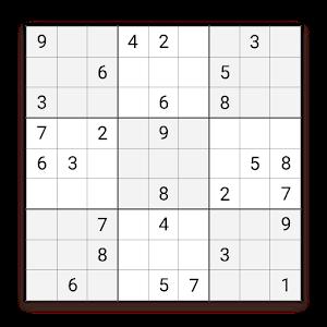 Cover art Sudoku