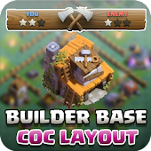 Builder Base Layouts COC Icon