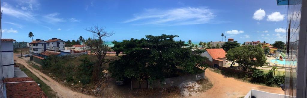 Apartamento a 30 metros da Praia de Jacumã