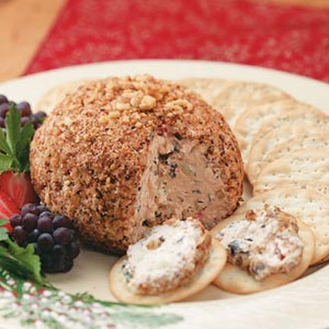 Savory Cheese Ball Recipe | Yummly