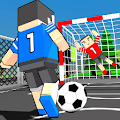 Game Cubic Street Soccer 3D APK for Kindle