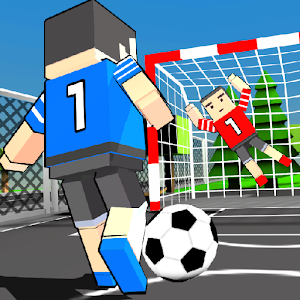 Cubic Street Soccer 3D For PC (Windows & MAC)