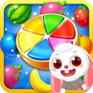 Fruit Go – Match 3 Puzzle Game Icon