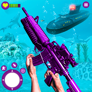 Underwater Counter Terrorist Mission For PC / Windows 7/8/10 / Mac – Free Download