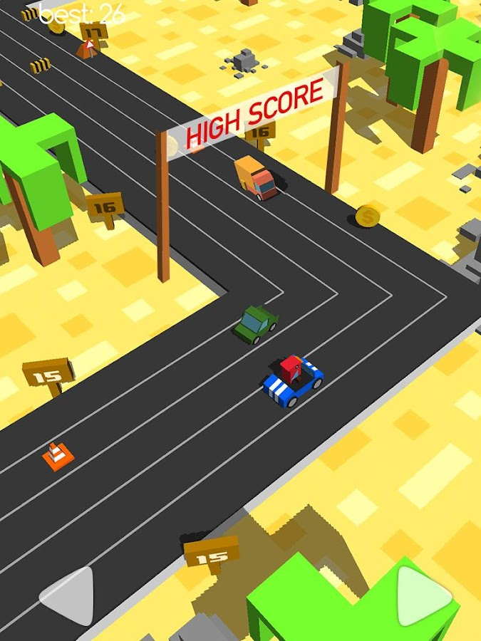Lane Racer Screenshot 9