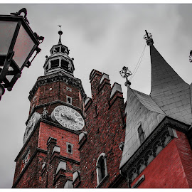 Before The Rain  by Igor Modric - Buildings & Architecture Places of Worship