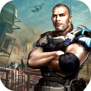 Real Commando Strike War zone for Android