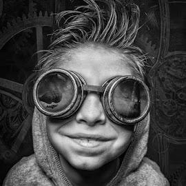 by Ian McGuirk - Babies & Children Child Portraits