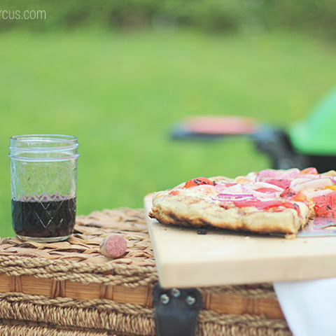Grilled Pizza Recipe - Good Eats