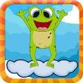 Crazy Froggy Jump