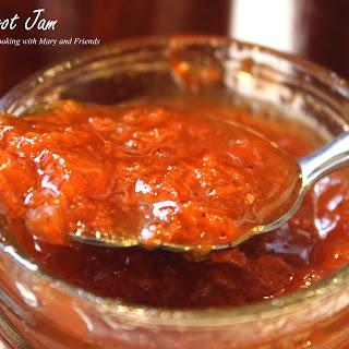 Carrot Jam Recipes
